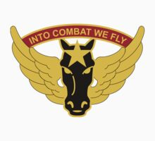 33rd Aviation Battalion - Into Combat We Fly by VeteranGraphics