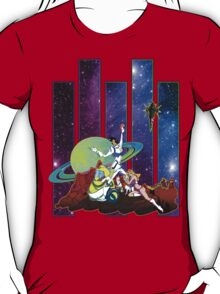 Dandy Vacation. In Space T-Shirt