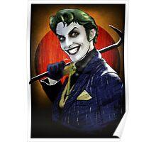The Joker 'harleys joker'  Poster