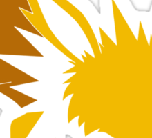 Minimalist Jolteon  Sticker