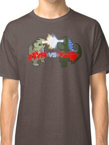 Tyranitar VS Godzilla Classic T-Shirt