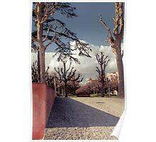 Parque Mondego, Coimbra Poster