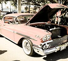 1958 Chevrolet Impalla by chris-csfotobiz