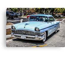 1956 Packard 400 American Automobile Canvas Print