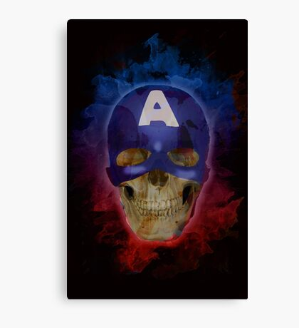 The Cap Canvas Print