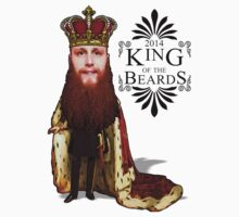 2014 King of the Beards by mijumi