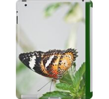 Madam butterfly on iPad:) iPad Case/Skin
