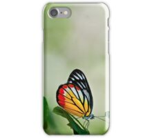 Madam butterfly on Phones:) iPhone Case/Skin