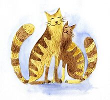 Cats by AnnaShell
