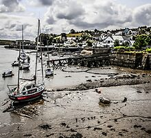 Appledore in Devon by Chris L Smith