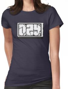 Dzy Ice Womens Fitted T-Shirt