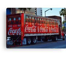 Coke anyone? Canvas Print