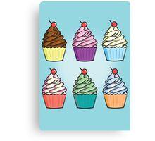 Cakes Canvas Print