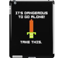 Take This iPad Case/Skin