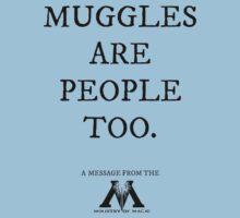 Muggles One Piece - Short Sleeve