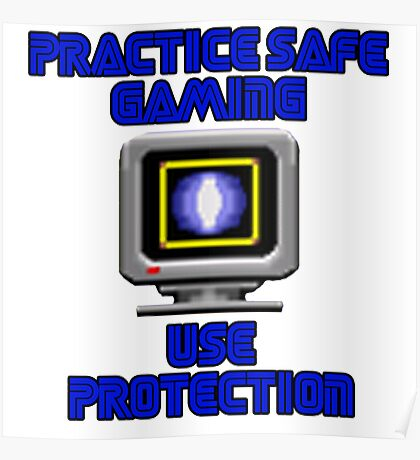 Use Protection Poster