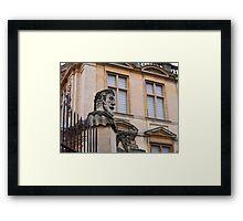 Sheldonian Theatre, Oxford Framed Print