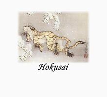 Hokusai - Winter Tiger Unisex T-Shirt