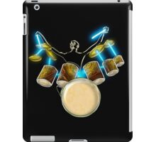 Jazz Drummer iPad Case/Skin