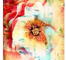 flower by laikaincosmos