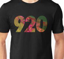 920 (Abstract Green) Unisex T-Shirt