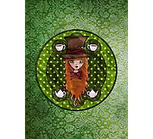 The Hatter Photographic Print