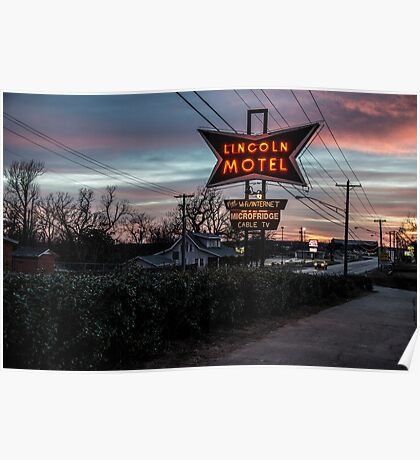 Lincoln Motel   Poster