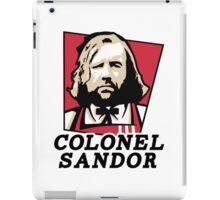 Colonel Sandor Game of Thrones Inspired T-shirt Design iPad Case/Skin