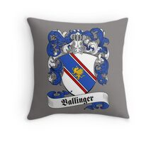 Ballinger Throw Pillow