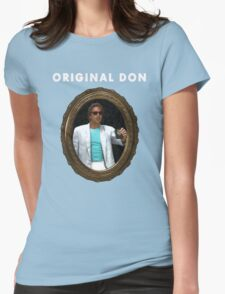 Original Don Womens Fitted T-Shirt