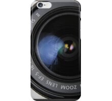 In to the lens  iPhone Case/Skin