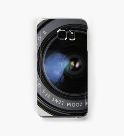 In to the lens  Samsung Galaxy Case/Skin