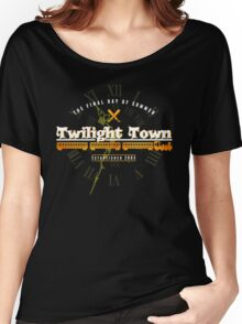 Twilight Town Women's Relaxed Fit T-Shirt