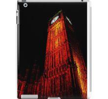 Big Ben at Night iPad Case/Skin