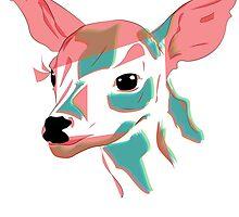 Oh Deer by fillerbunny13