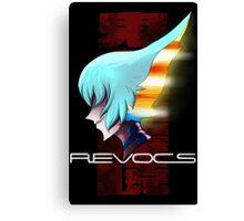 REVOCS Kill la Kill Canvas Print
