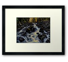 It's Way Out There Framed Print