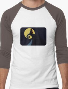 Nightmare at the Acre Wood. Men's Baseball ¾ T-Shirt