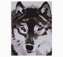Wolf Ink. One Piece - Long Sleeve