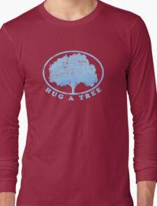 Hug a Tree Long Sleeve T-Shirt