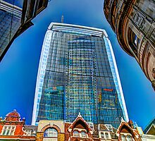 The Walkie Talkie - London by NPetridesPhotog