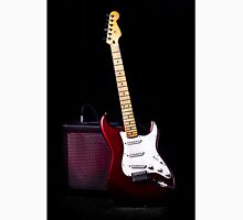 Fender Stratocaster - Red Electric Guitar Classic T-Shirt