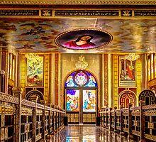 The Golden Church  by NPetridesPhotog