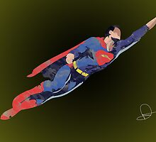 Superman by DanielBerger90