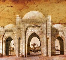 Egyptian Mosque by NPetridesPhotog