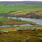 Roundhill Reservoir by Kat Simmons