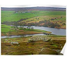 Roundhill Reservoir Poster