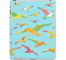 seagulf bird iPad Case/Skin