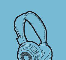 Headphones by TheBioArm