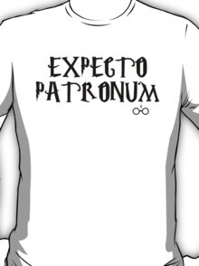 Expecto Patronum Charm - Harry Potter T-Shirt